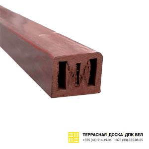 Лага монтажная для террасной доски из ДПК усиленная