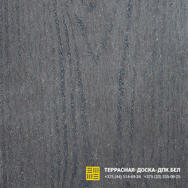Террасная доска ДПК Outdoor (Аутдор) серый
