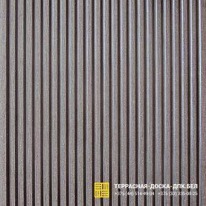 Террасная доска ДПК Outdoor (Аутдор) вельвет коричневый