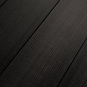 Террасная доска из ДПК Salix (Сэликс) черный