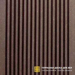Террасная доска ДПК Deckron шовная венге