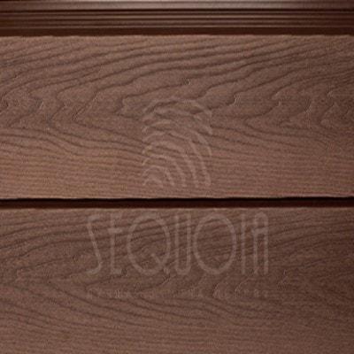 Сайдинг Sequoia из ДПК фото
