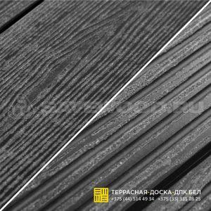 Террасная доска ДПК Savewood Ornus Черный-2
