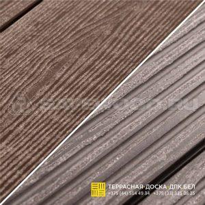 Террасная доска ДПК Savewood Ornus Терракот-2